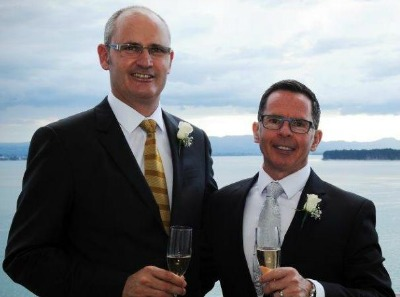 gay marriage celebrant nz